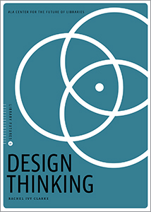 """Cover of the book """"Design Thinking"""" by Rachel Ivy Clark"""